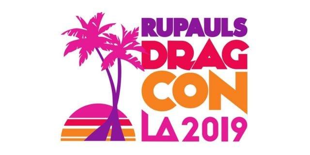RuPaul DragCon LA 2019 Icon