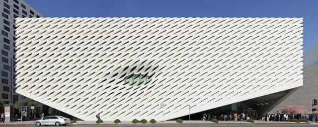 The-Broad-Museum Los Angeles