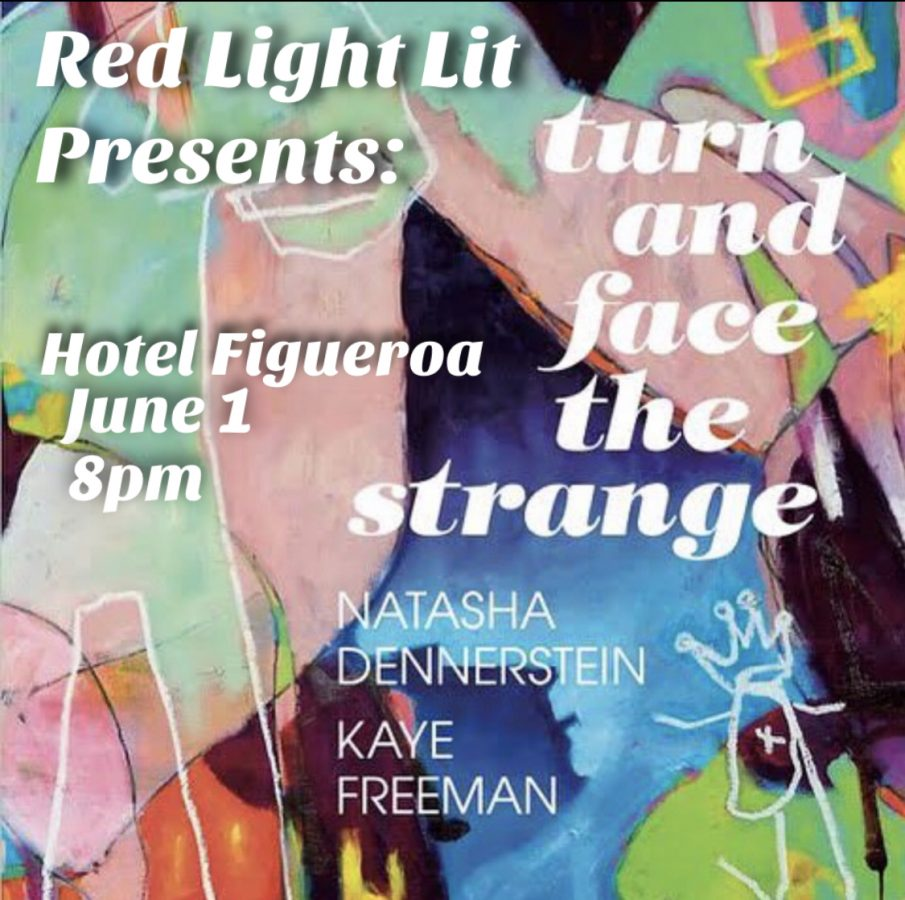 Red Light Lit: Turn and Face the Strange