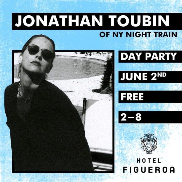 jonathan toubin day party